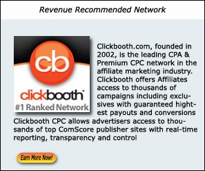 Clickbooth Recommended Network 2